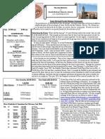 St. Michael's Feb. 3, 2013 Bulletin