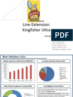 Kingfisher Ultra Line Extension