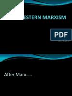 Western Marxism