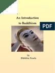 An Introduction to Buddhism - Bhikkhu Pesala