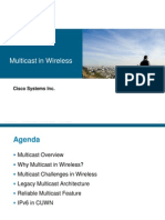 Multicast in Wireless