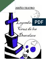Leyenda de la Cruz de los Descalzos, pequeño teatro.pdf