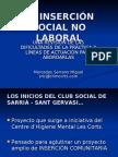 LaInserciónSocialNolaboralMercheSerrano
