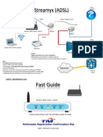 Streamyx (ADSL)