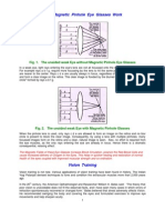 Pin Holes Glasses Guide Line