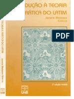 Janete Melasso Garcia - Introdução à Teoria e Prática do Latim, 2ª ed. (2000)