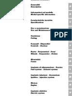 Manuale Officina 999