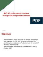 Irat Analysis - Gpeh