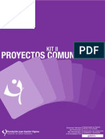 Proyecto Comunitario - Capacitación para voluntarios