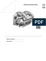 manuale operativo open sun 1050