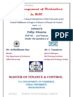 34874365 Risk Management of Derivatives in BSE (1)
