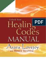 Healing Codes Workbook