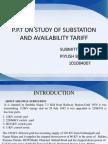 Presentation on substation 220 kv