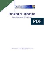 Wayne_Theological Blogging_2005.doc