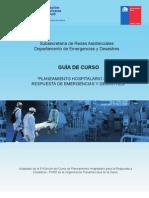 Curso de Planeamiento Hospitalario Para La Respuesta a Desastres
