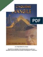 5eme Evangile Tome 6 Alchimie Sexuelle 33 Conferences