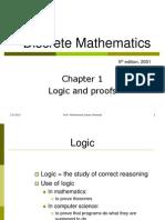 Discrete Mathematics ch1