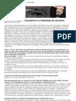 Seymour Papert Entrevista