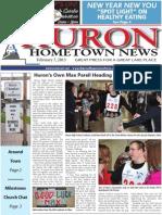 Huron Hometown News - February 7, 2013