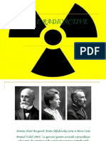 Seriile Radioactive