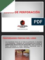 FLUIDOS DE PERFORACIÓN III.ppsx