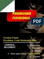 PERSALINAN FISIOLOGIS