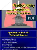 Chest Radiography Reading