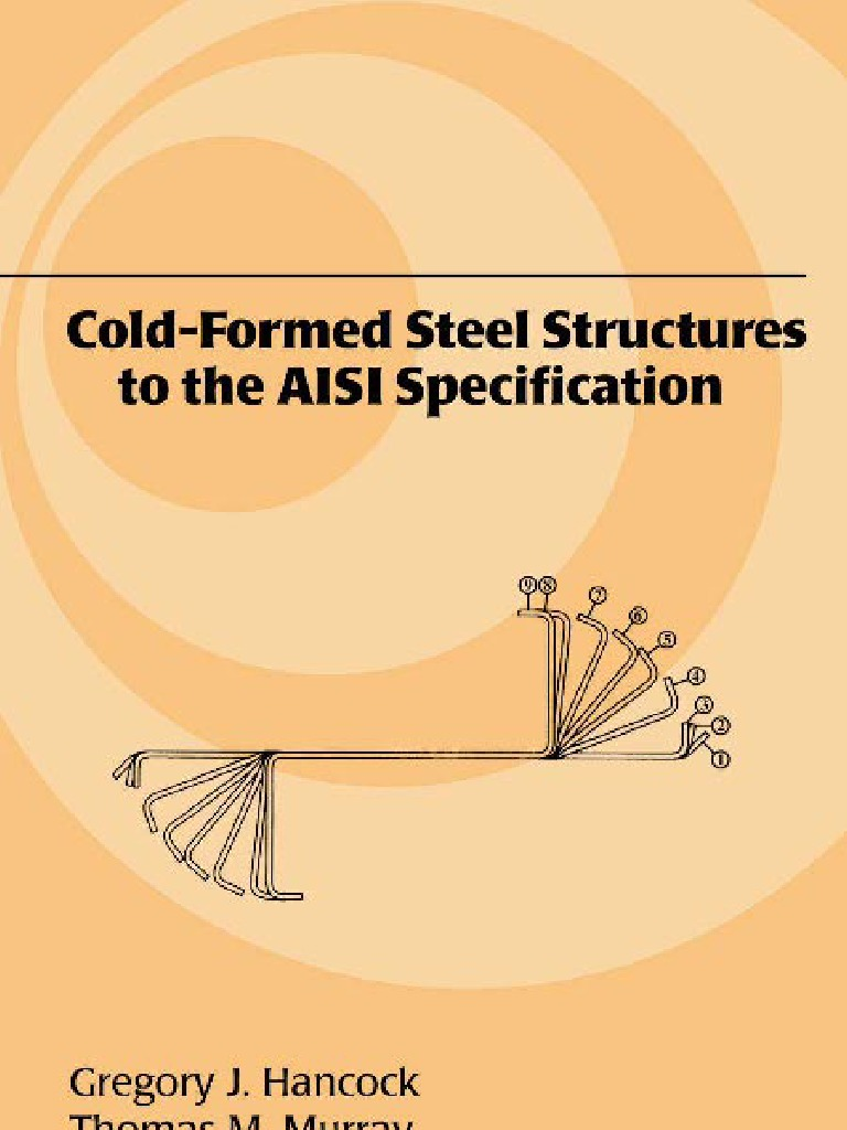 Cold formed steel structures to the aisi specification 0824792947 cold formed steel structures to the aisi specification 0824792947 buckling bending fandeluxe Images