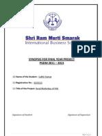 Synopsis HUL Sudhir