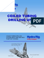 Coiled Tubing Drilling System