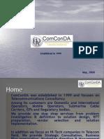 ComConDA 23 Ltd.