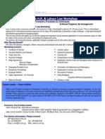 Indian HR & Labour Law