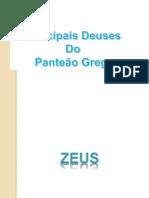 Principais Deuses do panteão grego