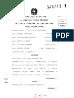 cassazione n.349/2013
