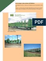 Modélisme ferroviaire à l'échelle HO. Construction Du Wagon L42 Railtrans. Par Hervé Leclère