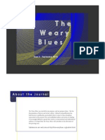 The Weary Blues Issue 3