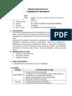 UNIDAD DIDÁCTICA Nº 01TERCERO