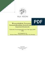 """""""Lehrbücher"""", """"manuali"""" und verwandte Bezeichnungen"""