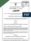 Supersociedades - Decreto 962 de 2009