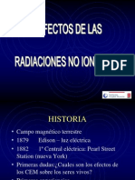 Efectos de Las Radiaciones No Ionizantes (2)