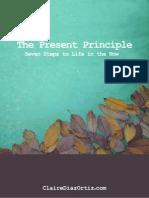 The Present Principle Final