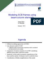 Modeling s Cbf
