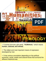 Meaning, Importance, Scope of Humanities