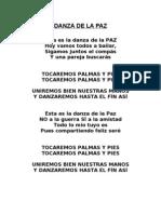 DANZA DE LA PAZ