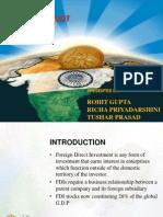 FDI Presentation