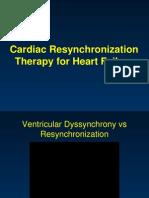 Ventricular Dysynchrony