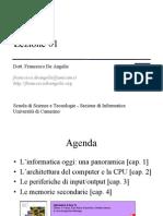 01- lezione01