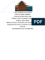 Bulumas Ms Word ABC Hotel Management System1