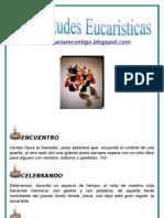 12 ACTITUDES EUCARÍSTICAS | ALIANZA DE AMOR