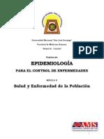 Modulo II_Principios de Pidemiologia Para El Control de Enfermedades